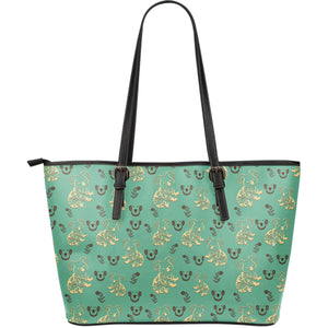 Australia Koala Large Leather Tote Bag NN9