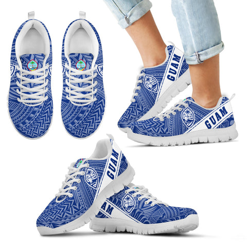 Guam Polynesian Sneakers - Line Style - J4