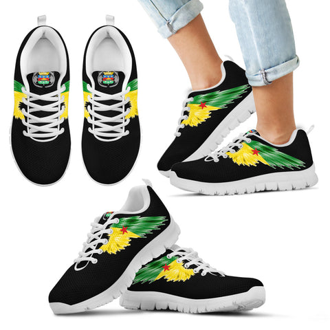 Image of French Guiana Wing Sneakers | French Guiana Footwear | Hot Sale