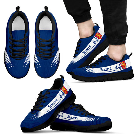 Suomi Heartbeat Sneakers TH0