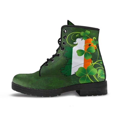 Ireland Learther Boots