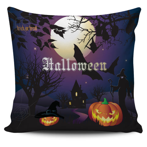 Image of Halloween pillow cover 32 K4