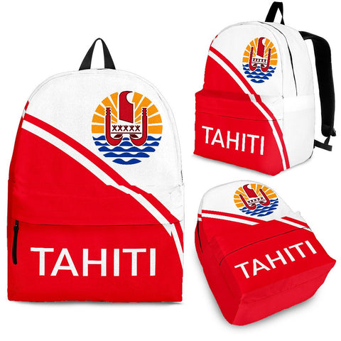 Tahiti Backpack - Curve Version - Bn04