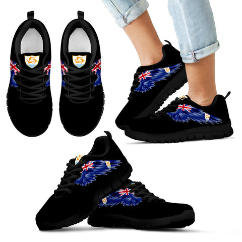 Anguilla Wing Sneakers | Anguilla Footwear | Hot Sale
