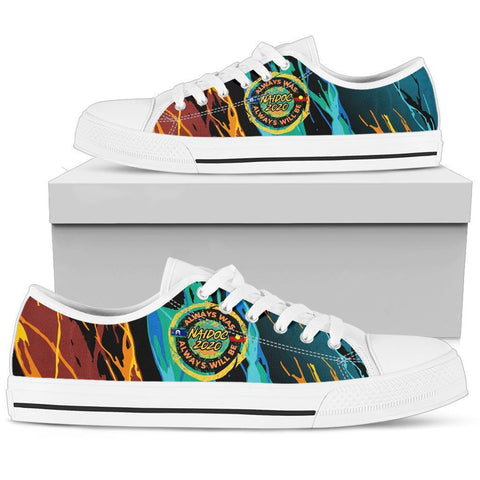 Australia Low Top Shoe 2 - Naidoc Always Was, Always Will Be - BN17