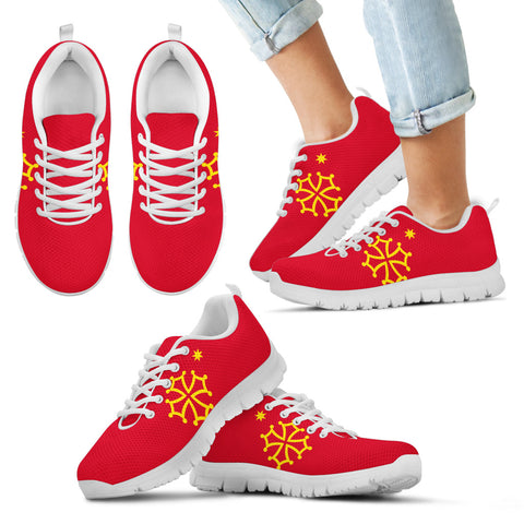 Image of Occitania Flag Sneakers K5