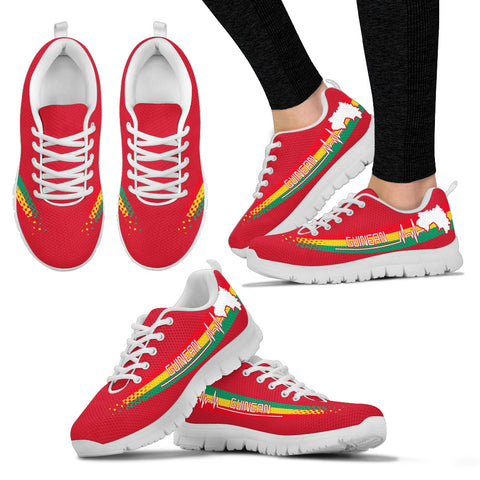 Guinean Heartbeat Sneakers TH0