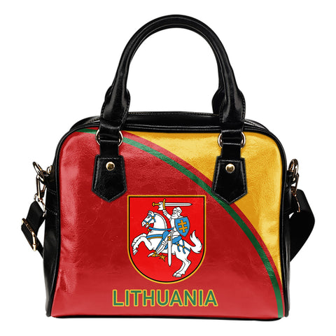 Lithuania Shoulder Handbag - Curve Version
