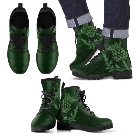 Thistle Leather Boots,THISTLE BOOTS,Thistle,THE BEST COLLECTION <3,SCOTTISH THISTLE,SCOTTISH,SCOTLAND THISTLE BOOTS,SCOTLAND THISTLE,SCOTLAND BOOTS,SCOTLAND,ONLINE SHOPPING,LEATHER BOOTS,FOOTWEAR,exclude-newproduct,BOOTS SALE,boots