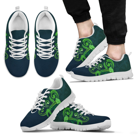 Special Edition of New Zealand Fern - Koru Fern Sneaker