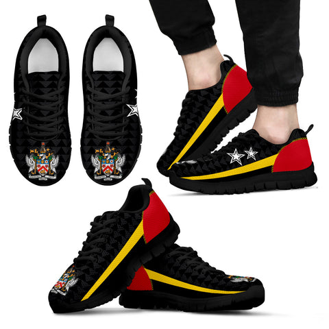 Saint Kitts And Nevis Sneakers Exclusive Edition K4 | 1sttheworld.com