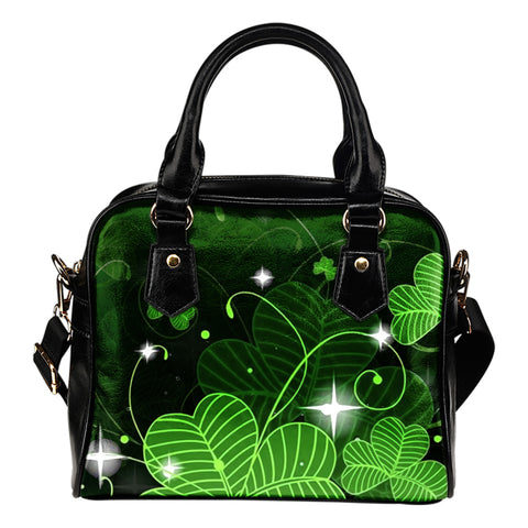 Ireland bags- Shamrock shoulder handbag NN8