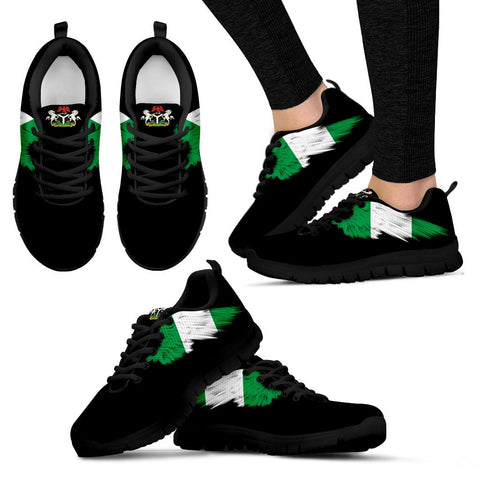 Nigeria Sneaker (Men/Women) Wing - Special Edition | Nigeria Shoes