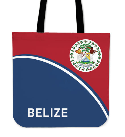 Belize Tote Bag - Curve Version