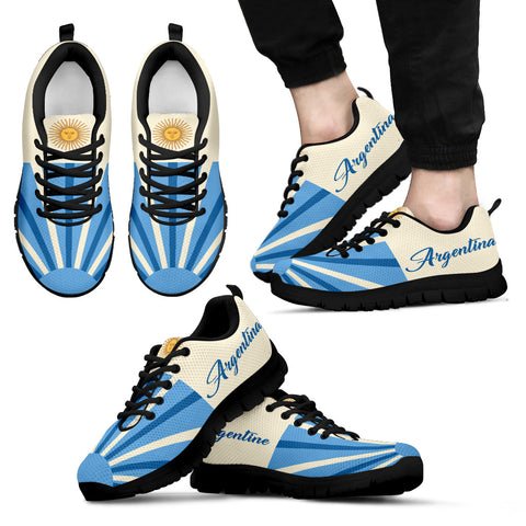 Argentina Sneakers™ 02 by 1sttheworld for Men and Women