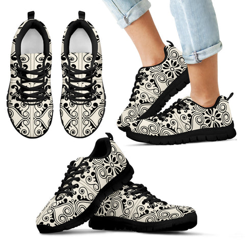 Image of Portugal Sneakers - Azulejos Pattern 14 Z3