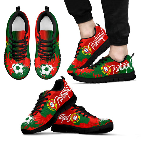 Portugal World Cup (Men's / Women's) Sneakers Nn8 | 1sttheworld.com