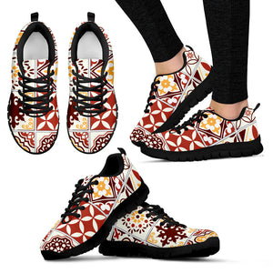 Portugal Sneakers - Azulejos Pattern 13 Z3