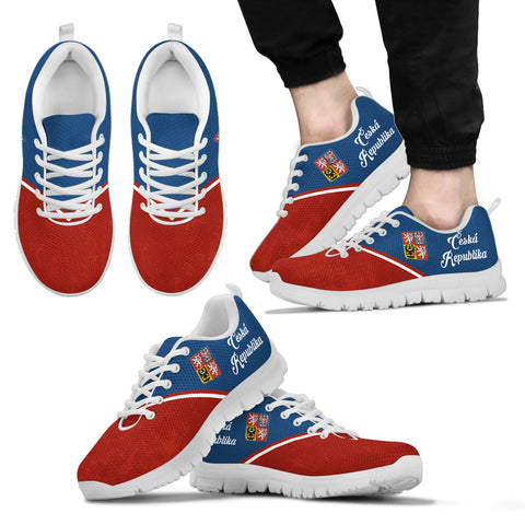 Czech Republic Rising Sneakers A6