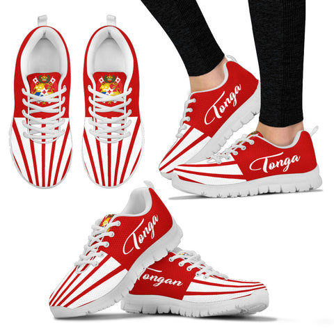 Tonga Coat Of Arms Sneakers K5