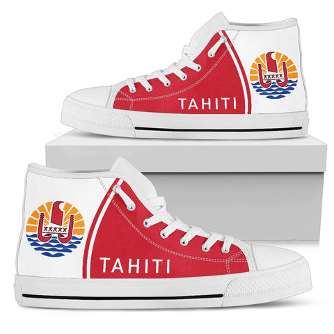 Tahiti High Top Shoes - Curve Version - Bn04 |Footwear| Love The World