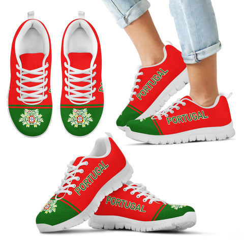 Portugal Sneakers - Curve Version - BN09