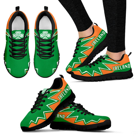 Ireland Sneakers - Thunder Style - BN04