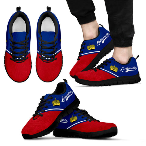 Liechtenstein Rising Sneakers A6