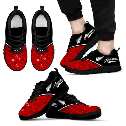 Image of New Zealand Maori Sneakers | Men & Women | Shoes