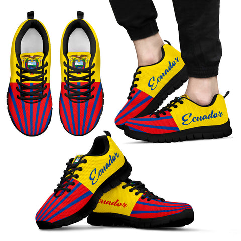 Ecuador Coat Of Arms Sneakers K5
