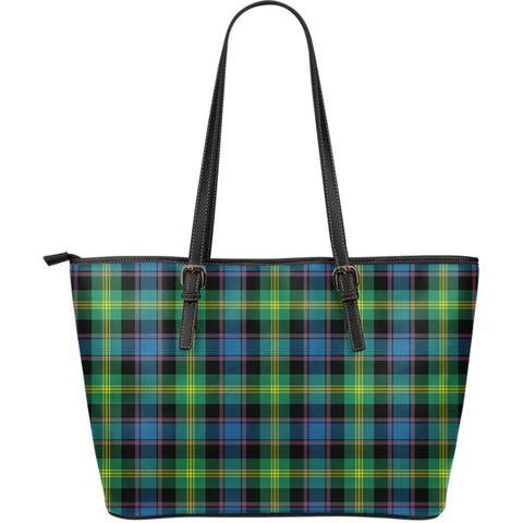 Watson Ancient Tartan Handbag - Large Leather Tartan Bag Th8 |Bags| Love The World