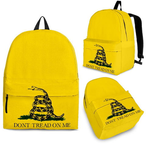 Gadsden Flag Backpack