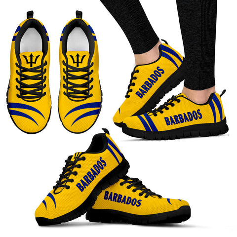 Barbados Sneakers - Monster Claws Style