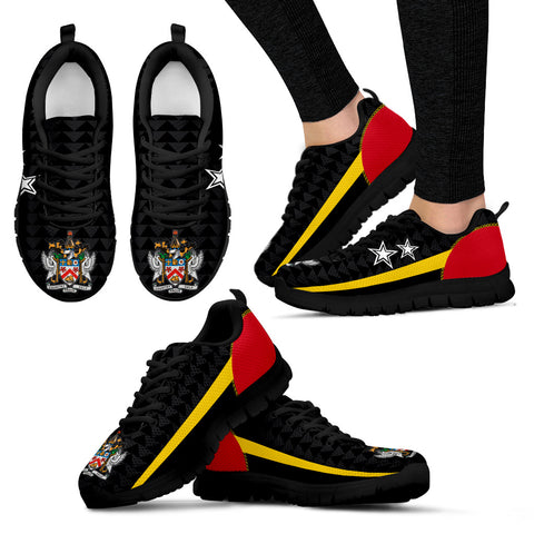Saint Kitts And Nevis Sneakers Exclusive Edition K4