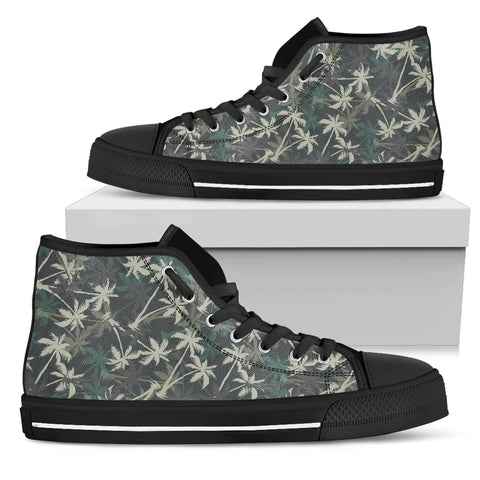 Camo High Top Shoe - Palm Version - BN07