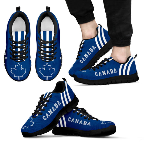 Canada Sneakers Triple Style