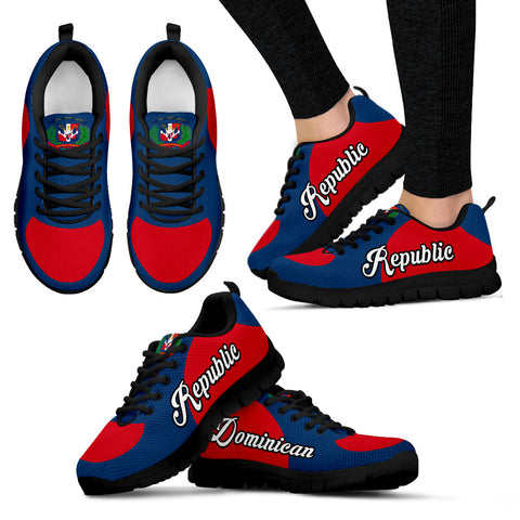 Dominican Republic Running Shoes Coat Of Arms 02 Th5
