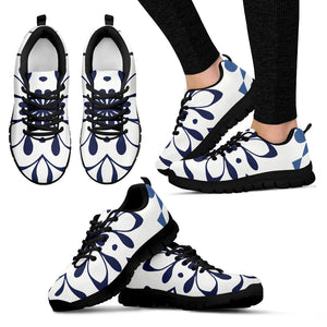 Portugal Sneakers - Azulejos Pattern 06 Z3