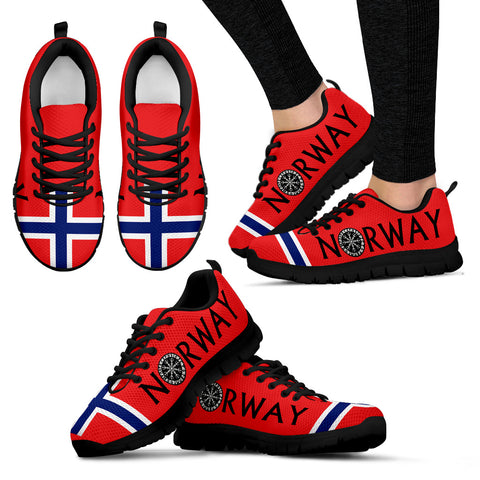 Norway Special Men's / Women's Sneakers (Shoes) TH7