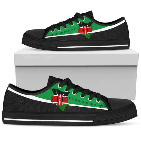 Kenya Map Special Low Top Shoe A5