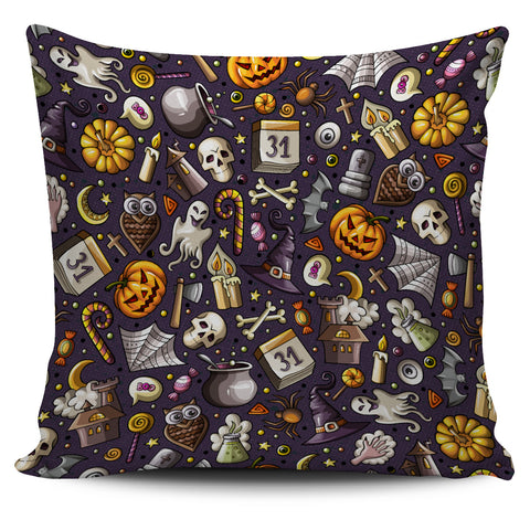 Halloween pillow cover 31 K4