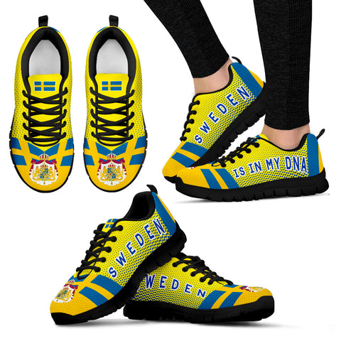 Image of Sweden Sneakers - Sweden Victory Sneakers Classic Version -Black - For Women