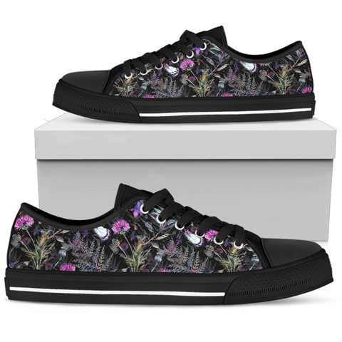 Image of Thistle Footwear -Canvas Shoes,Lop Top,Sneaker, Slip On,Shoes - For Men's and Women's on Love The World