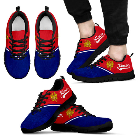 Image of France Rising Sneakers A6
