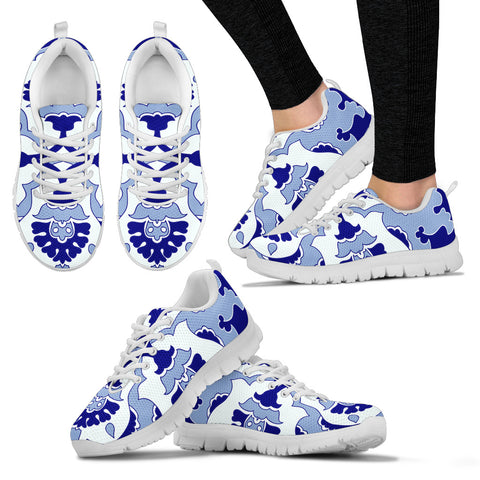Portugal Sneakers - Azulejos Pattern 03 Z3