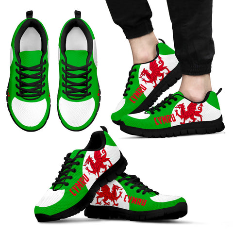 Welsh Dragon Sneakers - Cullinan Style TH0