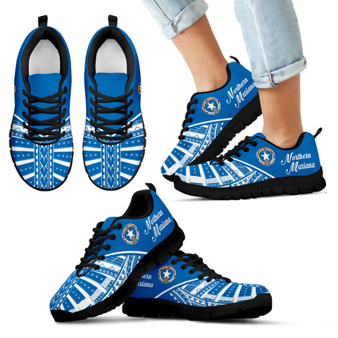 Image of Northern Mariana Islands Sneakers | Men & Women | Micronesian Shoes