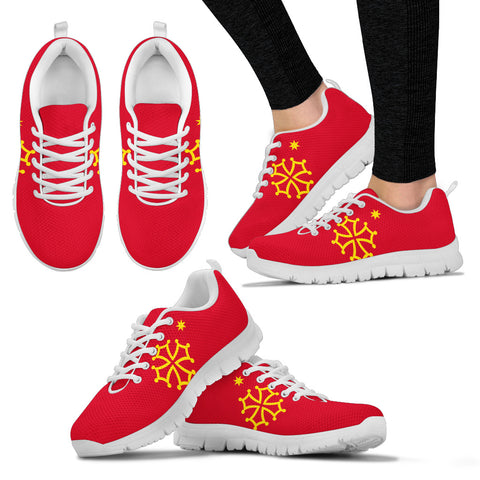 Occitania Flag Sneakers K5