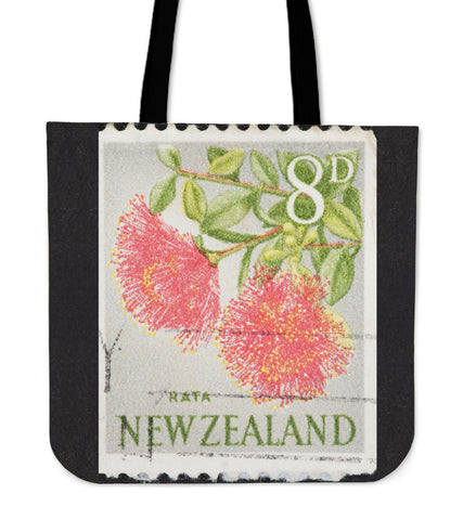 Image of New zealand stamp tote bag 5 K5