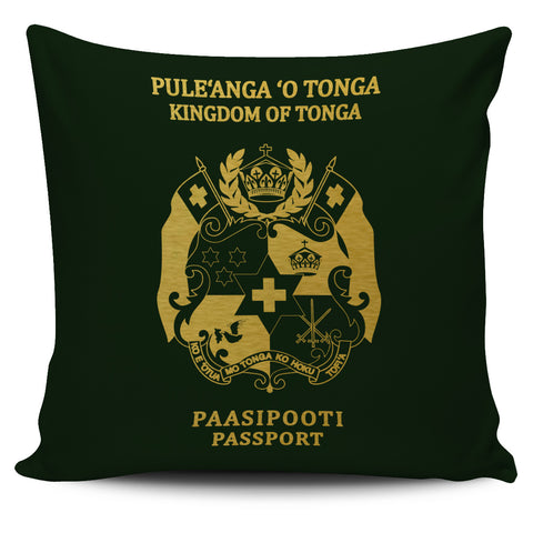 Tonga Pillow Cover - Passport Version - Bn04